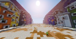 PvP arena (Cubism) Minecraft Map & Project