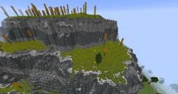 European cliffs Minecraft Project