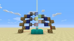 RAINBOW BEACON!!! Minecraft Project