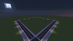 City Roads Template Minecraft Project