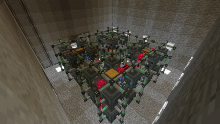 SmeltingDuplication Automated