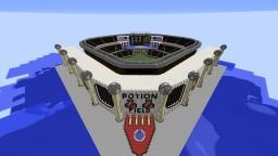 Baseball Stadium Minecraft Map & Project