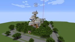 Ronknife's Science Research Center Minecraft Project