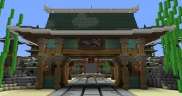 The Dragon Palace Minecraft Project