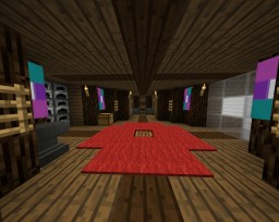 The Rooms Minecraft Project