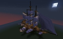 The Wind Queen Minecraft Map & Project