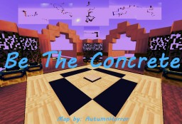Be The Concrete (Parkour) [1.12.1] Minecraft Project