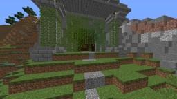 Underground Redstone Mansion Minecraft Map & Project