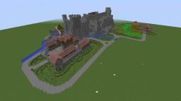Castellum Mons Tristitiae Minecraft Map & Project