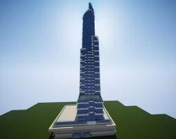 The Aura Toronto Minecraft Map & Project