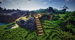 Small Survival Spawn Minecraft Map & Project