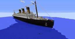 RMS Mercury Minecraft