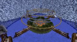 100 x 100 Server Spawn  Minecraft Map & Project
