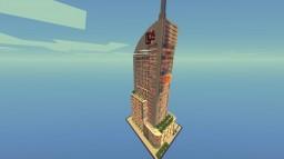 LMC HOTEL Minecraft Map & Project