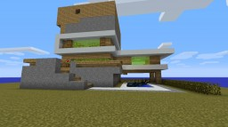 a very expensive house Minecraft Map & Project