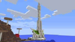 The Elven Lighthouse Minecraft Project
