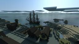 City of Cotardia (Napoleonic British town Minecraft Project