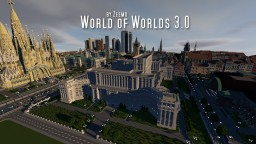 World of Worlds Minecraft Project
