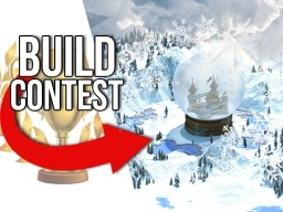 Snow Globe Build Contest - I Challenge YOU! Minecraft Map & Project