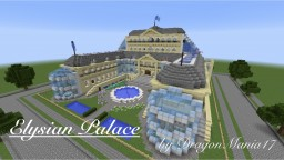 Elysian Palace - Solo Project Contest Minecraft Map & Project