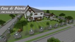 Casa de Blanca - Behind the Picket Fence Minecraft Project