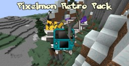 [4.5] Retro Pixelmon Pack [Modular] [Pixelmon Generations] Game-Styled Cries and More! Minecraft Texture Pack