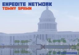 Expedite Network - Towny Spawn Minecraft