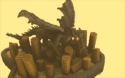 Cute little dragon Minecraft Map & Project