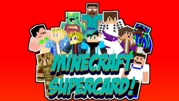 Minecraft Supercard! S1! Minecraft Map & Project