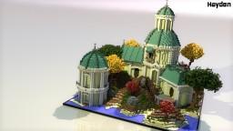 '[Plot] Fantasy Manor | by Hayden309 Minecraft Map & Project