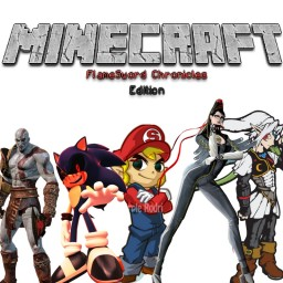 Minecraft: FlameSword Chronicles Edition Minecraft Texture Pack