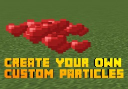 AreaEffectClouds & ParticleFilter MCEdit Filter Create Your Own Custom Particles & Custom Effects, Using No Commands, No Spawners, No Redstone, No Plugins, Works In 1.9, 1.10, 1.11, 1.12+ Minecraft Mod