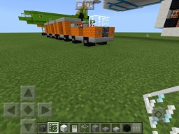 Airport luggage carts Minecraft Map & Project