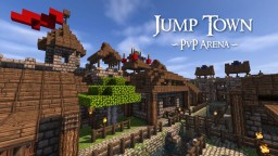 """PvP Arena: """"Jump Town"""" Minecraft Project"""