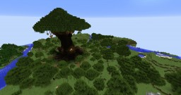 Koth Yggdrasil Minecraft Map & Project