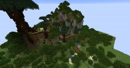 Koth Fortaleza Minecraft Map & Project