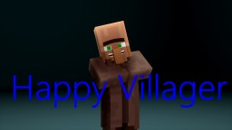 Happy Villager version 1.10.2 !!!!!!!!!!!! Minecraft Project