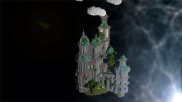 """the castle stonâge"" Minecraft Map & Project"