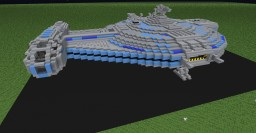 YT-2400 Light Freighter from Star Wars Minecraft
