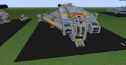 "Star Wars Rebels ""The Ghost"" Minecraft"