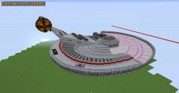 USS Franklin Star Trek Beyond Minecraft