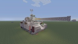R.D.O StaG VII Duke Elk Command tank Minecraft Project