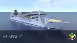 MS Apollo | Cruise Ship Minecraft Project