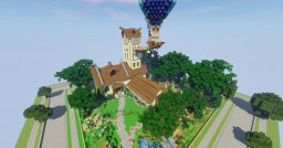 The Gunji Estate - Finished version Minecraft Project