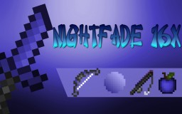 NightFade 16x Pvp Pack Release! [PotPvp, Skywars, Bedwars, More!] Minecraft Texture Pack