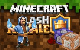 Clash Royale Wizard Remade in Minecraft! Minecraft Blog