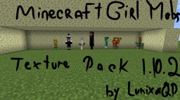 Minecraft Girl Mobs Texture Pack 1.10.2 Minecraft Project