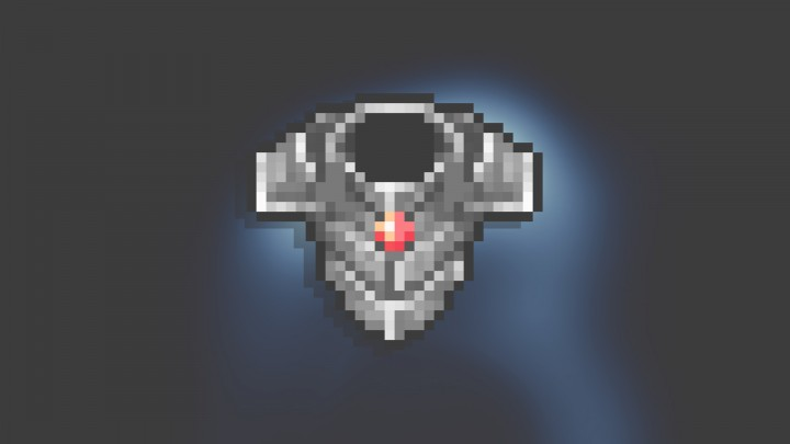 New Ares Chestplate  texture now is the mods official icon!