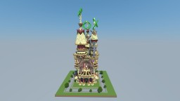 Valhalla - Behind the Picket Fence Minecraft Project
