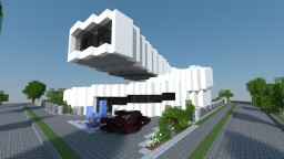 Modern Villa Cobra Minecraft Map & Project
